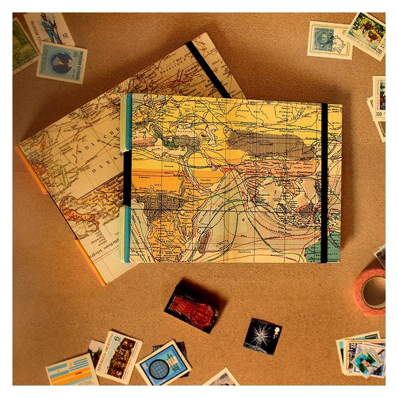 Album photo voyage horizontal