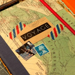 Carnet de voyage simple