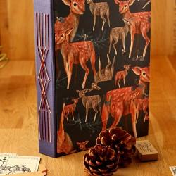 Carnet Bambi avec papier exclusif