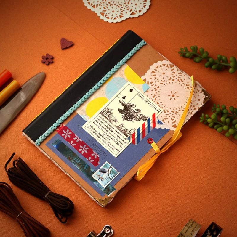 Carnets: Art, collage et papier exclusive