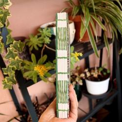 "Carnet artisanal ""Le journal de mon jardin"""