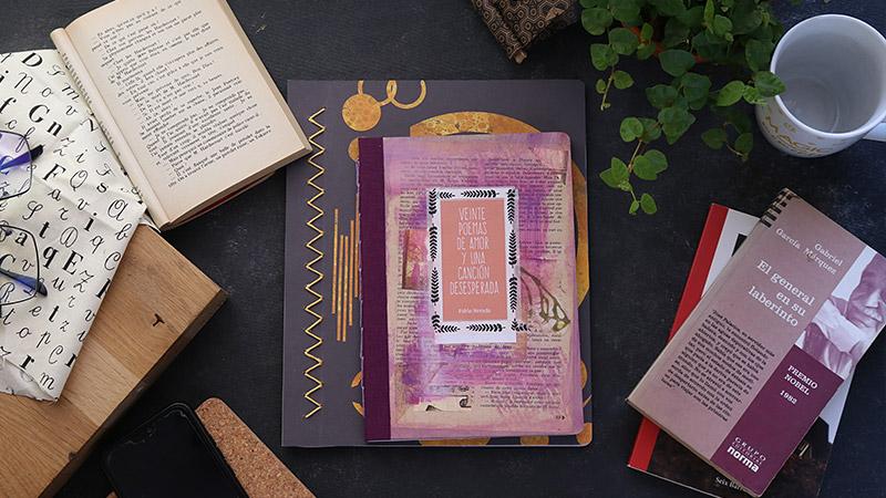 Carnet artisanal edition sur mesure 01