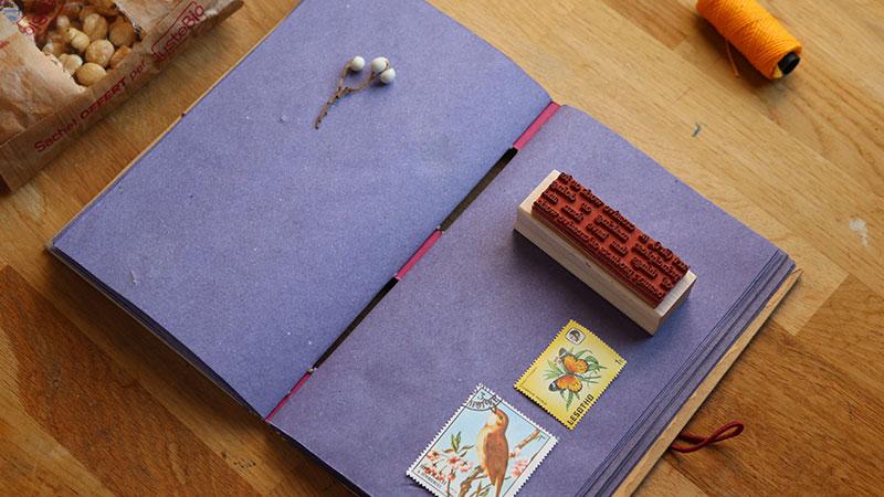 Un carnet, le cadeau artisanal idéal 09