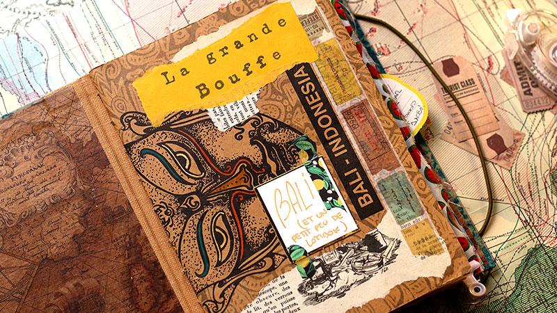 comment créer un carnet de voyage style scrapbooking 02