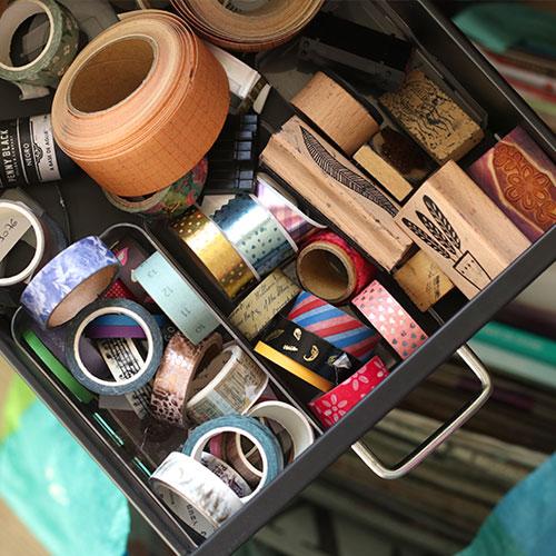 comment créer un carnet de voyage style scrapbooking 08